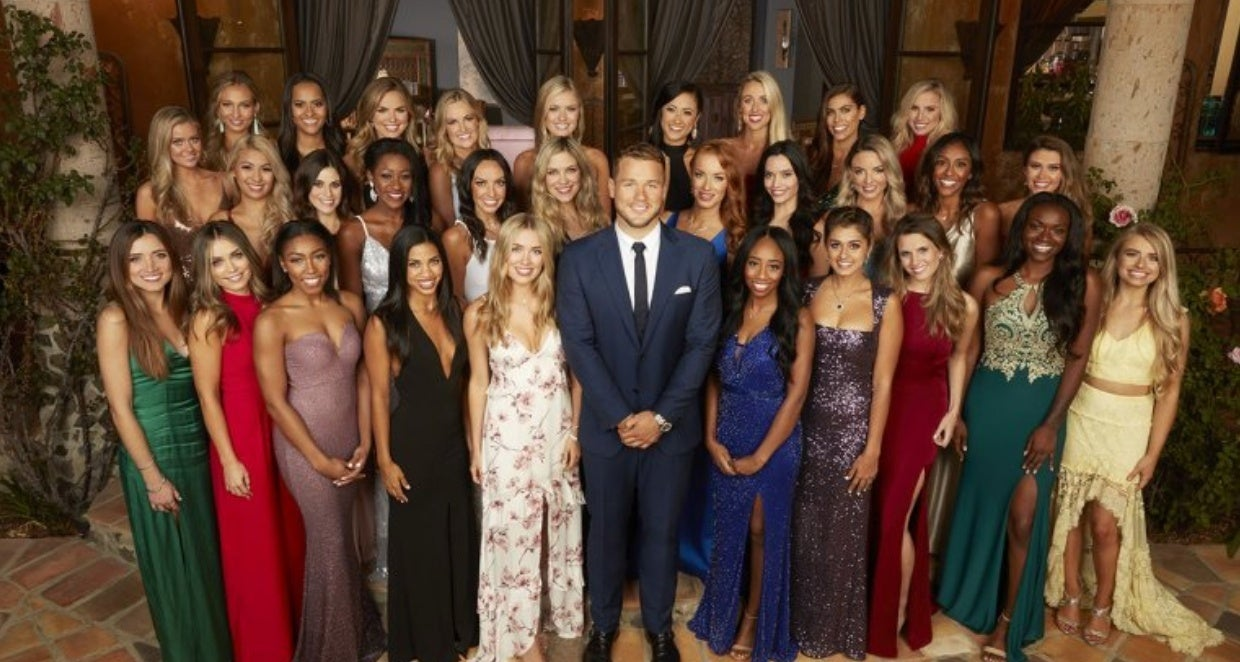 Bachelor Colton Underwood cas