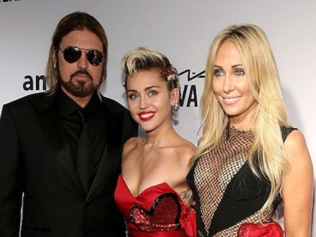 Miley and Billy Ray Cyrus Mourn Death of Family Dog Mate
