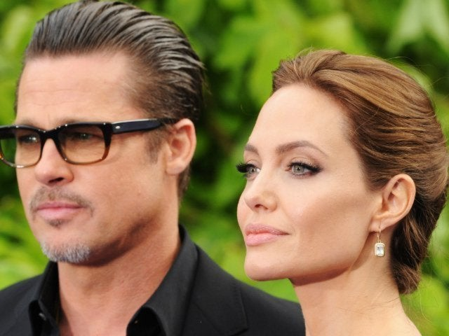 Brad Pitt and Angelina Jolie Officially File Custody Agreement