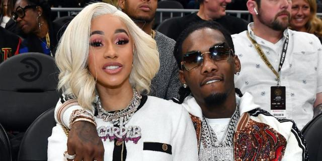 Cardi B Shares Fan Tattoo Of Her Lyrics We Gon Win: Cardi B Got A New Tattoo, And Fans Are Here For It