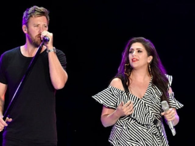 Charles Kelley Issues Hillary Scott a 'Christmas Story' Challenge for Charity