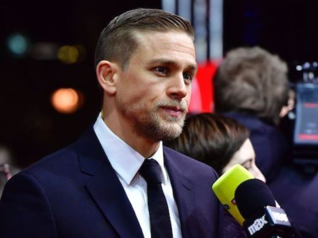 'Sons of Anarchy' Alum Charlie Hunnam Spotted Filming Guy Ritchie Movie 'Toff Guys' With Matthew McConaughey