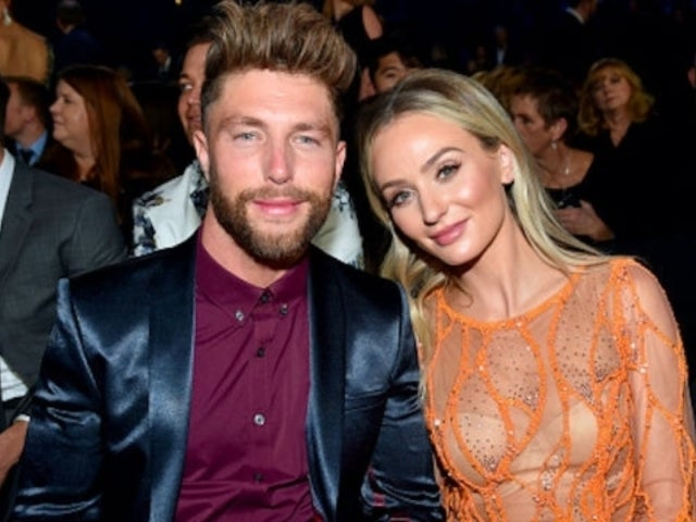Chris Lane Posts Video of New Wife Lauren Bushnell Showing off Her Cheerleading Moves