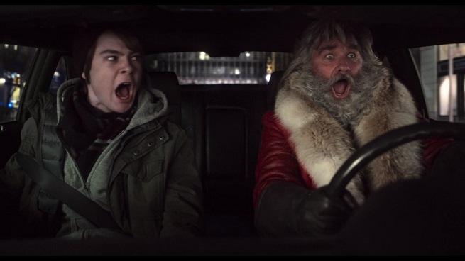 christmas chronicles driving