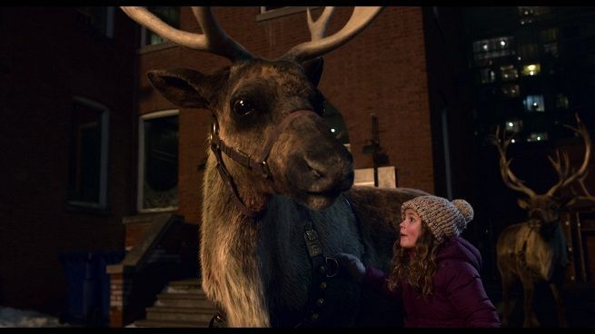 christmas chronicles reindeer
