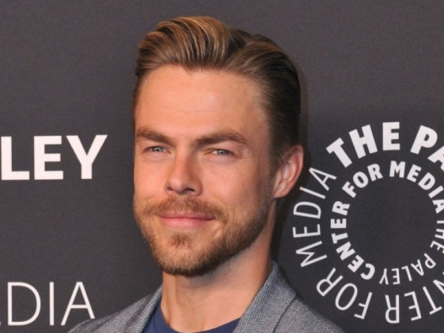 'World of Dance' Judge Derek Hough Urges People to 'Focus on Good' Heading Into 2019