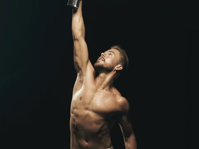 'World of Dance' Judge Derek Hough Reveals the Inspiration Behind His First Solo Tour