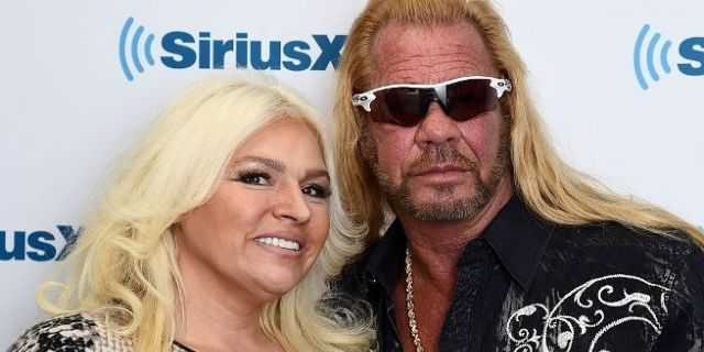 dog the bounty hunter beth chapman 2015 getty images
