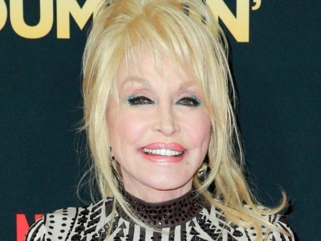 Dolly Parton Donates $200,000 to Her Hometown Fire Departments