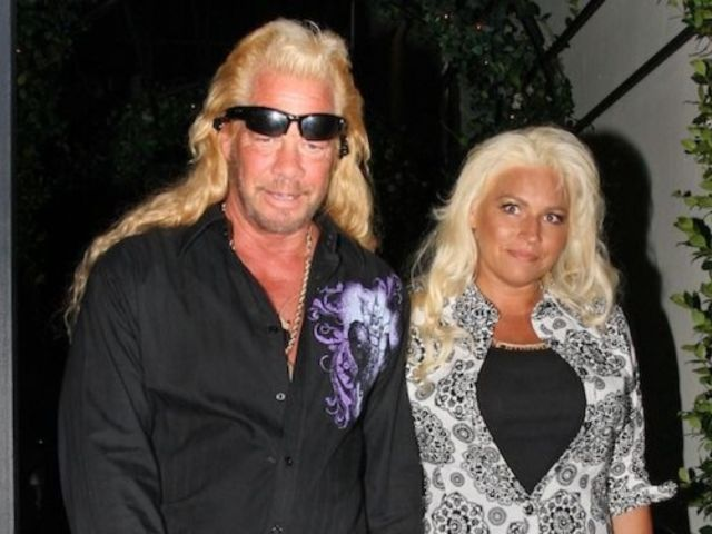 'Dog the Bounty Hunter' Duane Chapman Shares Fiery Throwback With Late Wife Beth Before Christmas