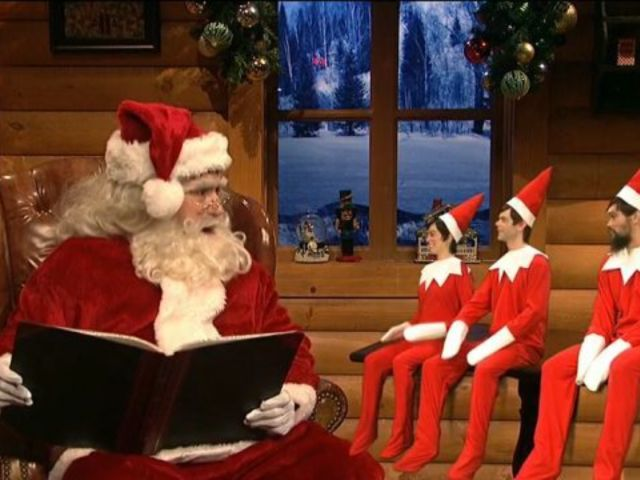 'SNL' Playfully Teases Elf on the Shelf Tradition With Hilarious Sketch