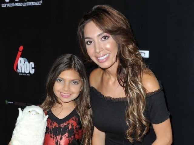 'Teen Mom' Farrah Abraham Wishes She Could 'Spend More Time' With Daughter Sophia