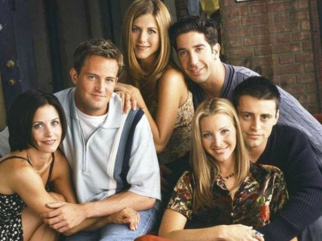'Friends' Cast Shares Epic Throwback Photo After Reunion Special Becomes Official