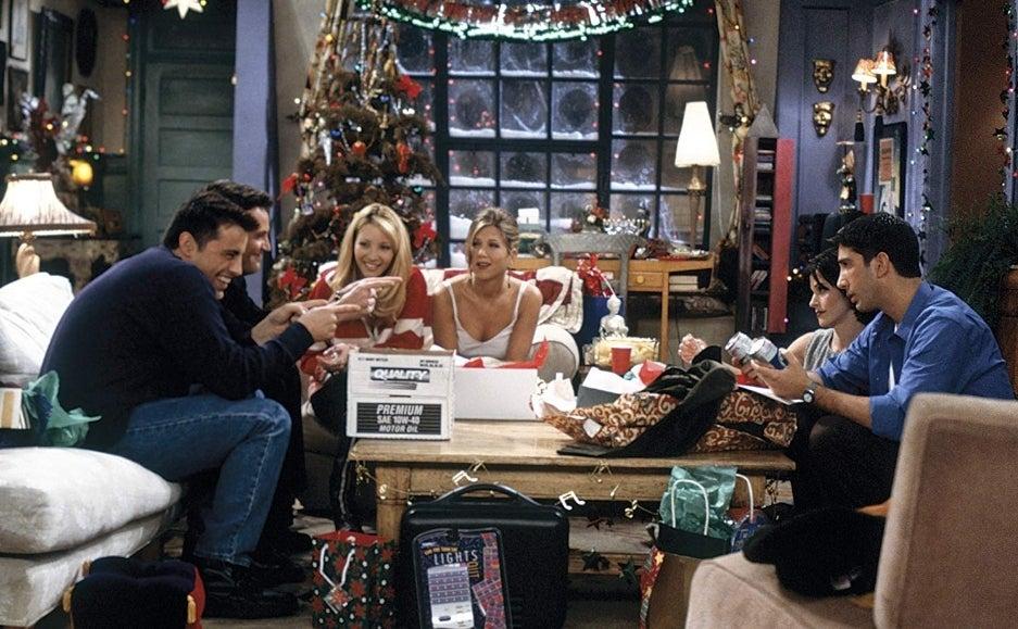 friends-cast-sesason-2-episode-9-NBC