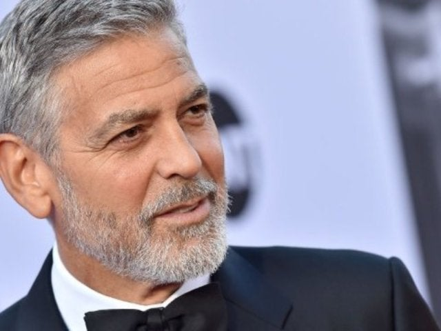 George Clooney Reveals Strong Mustache Game in First Look at Hulu's 'Catch-22'