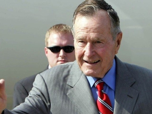 Former President George H.W. Bush's Secret Service Detail Signs off With Heartfelt Message