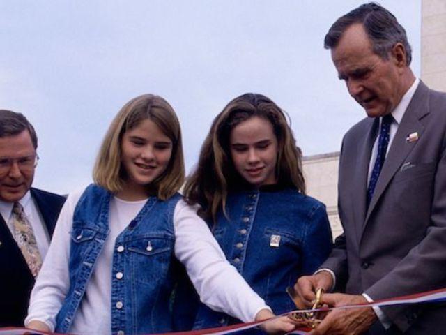 Jenna Bush Hager Reacts to Grandfather George H.W. Bush's Death