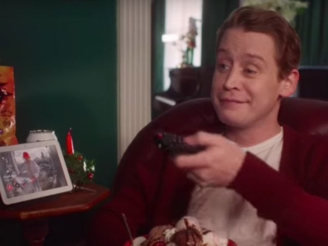 Google Drops Four New 'Home Alone' Shorts With Macaulay Culkin
