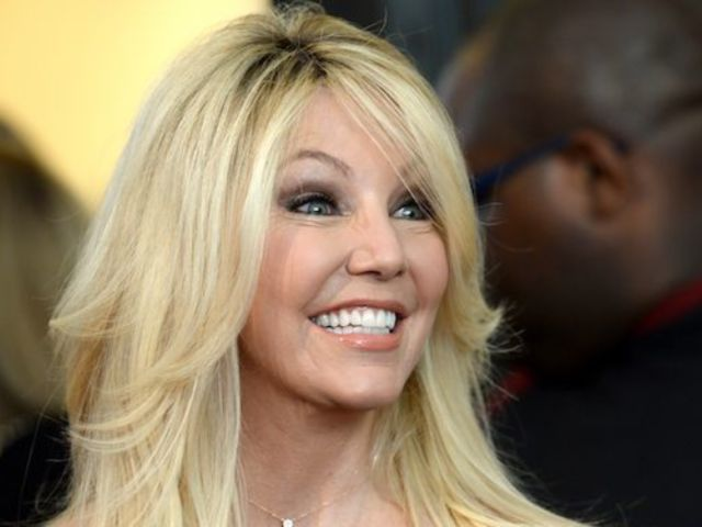 Heather Locklear Reportedly Leaves Rehab to Celebrate Christmas