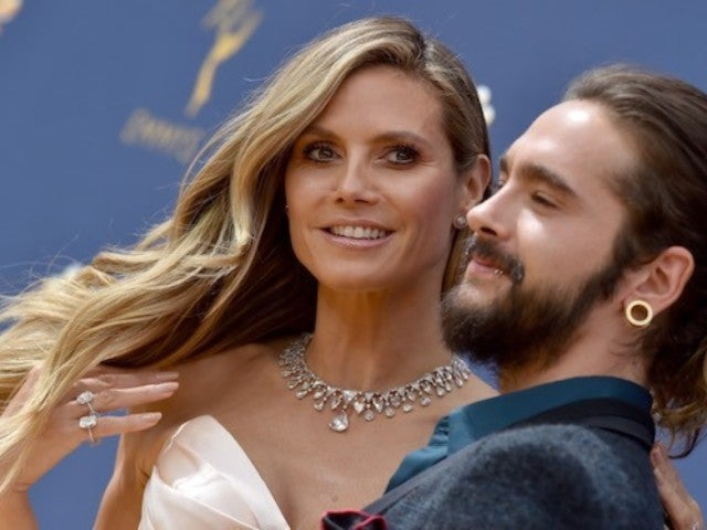Heidi Klum Announces Engagement to Tokio Hotel's Tom Kaulitz on Christmas Eve