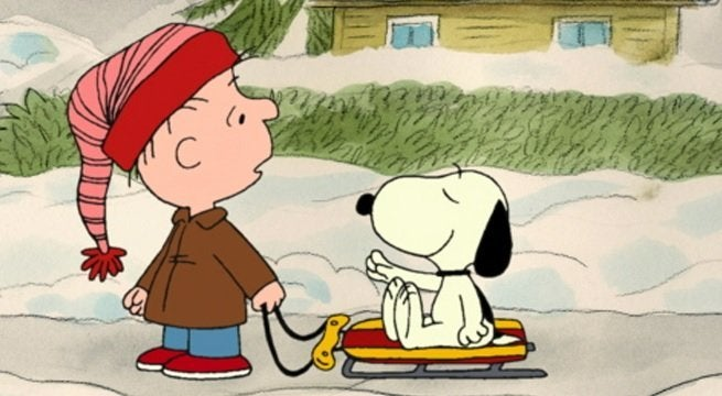 i want a dog charlie brown abc