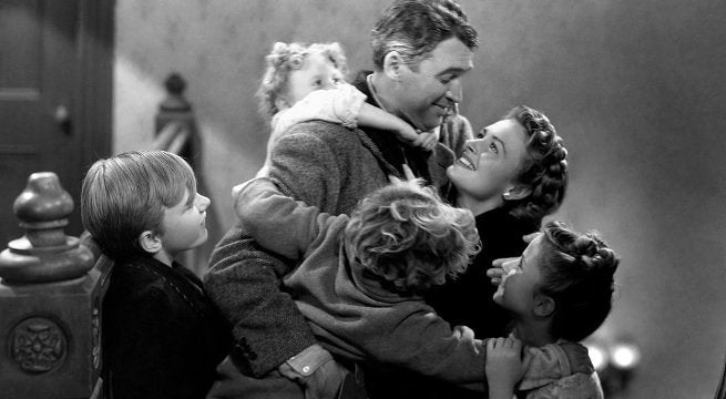 it's a wonderful life getty images