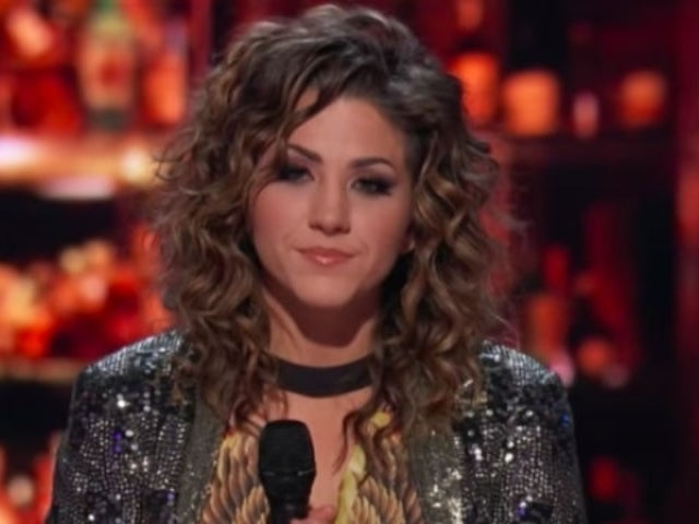 'Real Country' Contestant Jamie Floyd Goes From Waitressing to TV Stage
