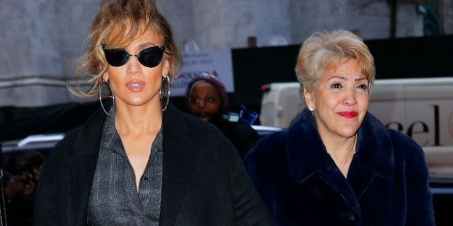 jennifer lopez mother guadelupe rodriguez getty
