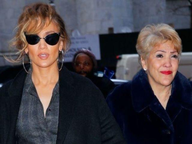 Jennifer Lopez's Mother Hit in Head by Overzealous Fan