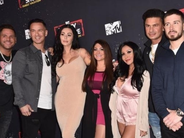 'Jersey Shore' Cast Admit to Being 'Scared' Over Jen Harley's 'Insane' Texts About Ronnie Ortiz-Magro