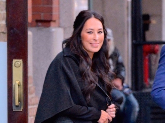 Joanna Gaines Enjoys 'Snuggles' in 'Happy Weekend' Snapshot With Baby Crew