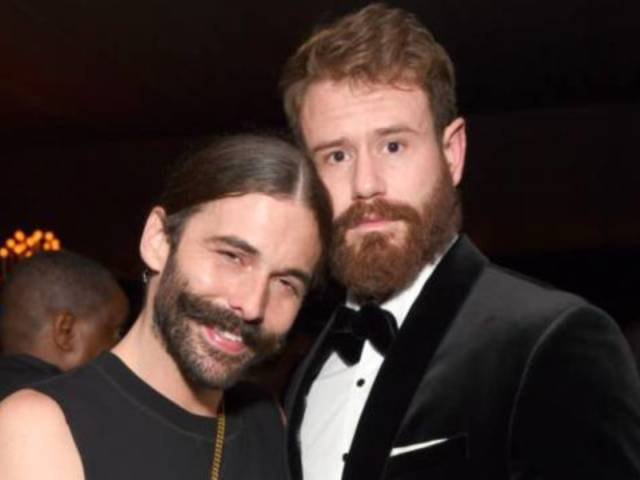 'Queer Eye' Star Jonathan Van Ness Announces Split From Boyfriend Wilco Froneman