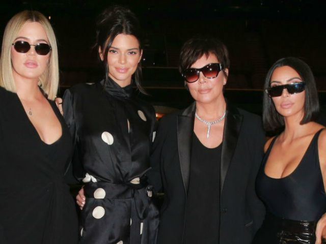 Kim Kardashian Reveals Why Kris and Kendall Jenner Are Missing From Kardashian Family Christmas Card