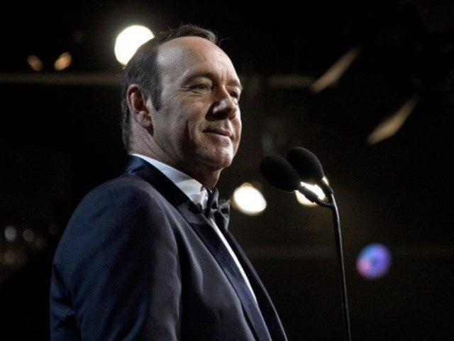 Kevin Spacey's Attorneys Request That He Be Allowed to Skip Arraignment in Felony Case