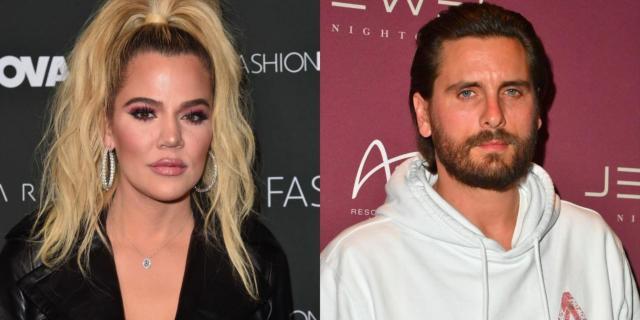 Khloe Kardashian and Scott Disick Are Not Dating, Despite Tabloid Claim