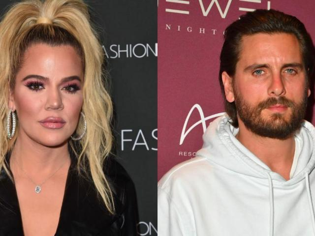 Scott Disick Shares Steamy Photo of Khloe Kardashian for 'Woman Crush Wednesday'