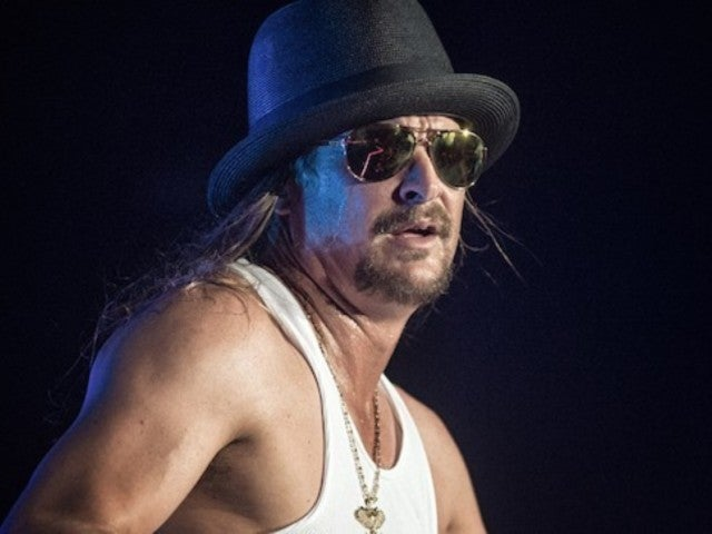 Kid Rock Instantly Reacts to Donald Trump's Impeachment Acquittal With 'Bull-Schiff' Photo Alongside POTUS