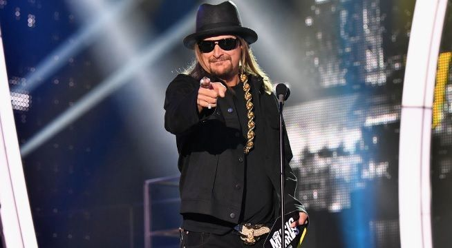 Kid Rock CMT Awards Getty Images