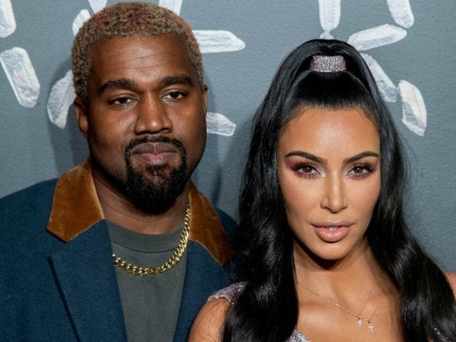 Kim Kardashian Not Thrilled With Kanye West's 'Inappropriate' Christmas Party