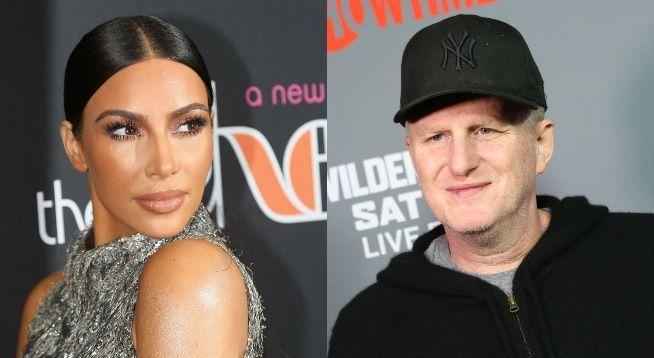 kim kardashian michael rapaport getty images