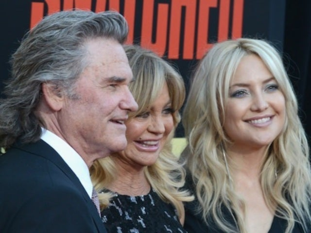 Kate Hudson Shares Heartwarming Photo of Goldie Hawn and Kurt Russell Cradling Infant Granddaughter