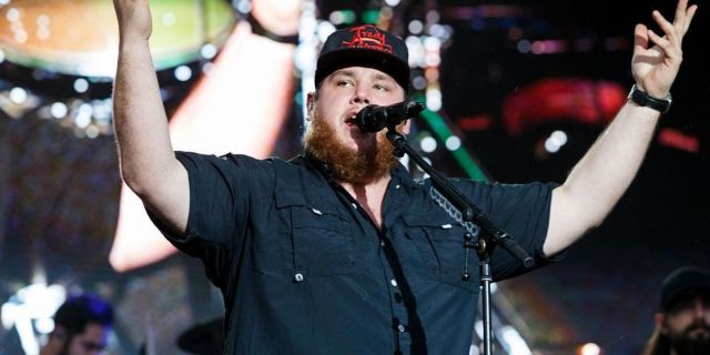 luke combs Andrew Chin