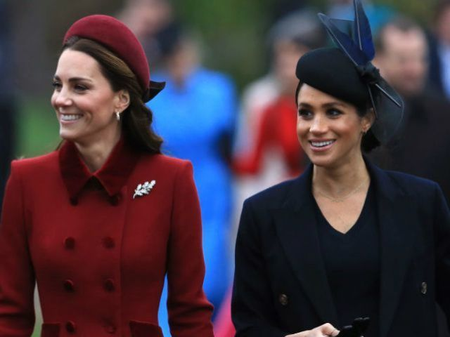 Kate Middleton to Throw a Second, Private Baby Shower for Meghan Markle