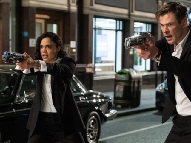 'Men in Black International' Trailer With Chris Hemsworth and Tessa Thompson Released