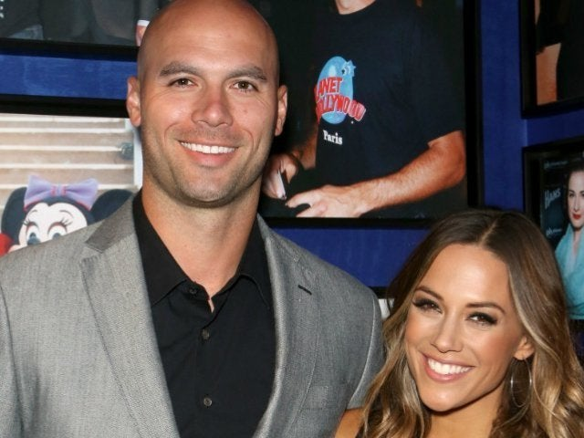 Jana Kramer's Husband Mike Caussin Is Her Biggest Cheerleader During Live Birth Podcast