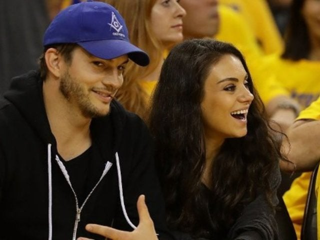 'The Ranch' Star Ashton Kutcher Celebrates 'Century of the Woman' With Wife Mila Kunis