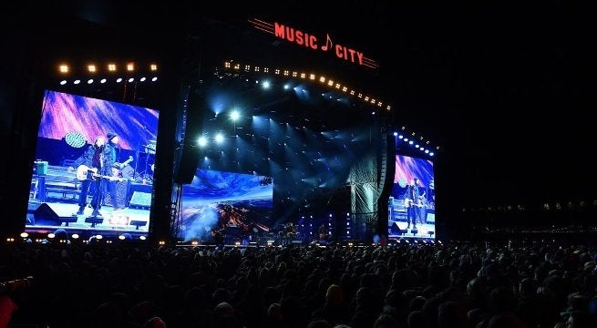 nashville new year's eve getty images