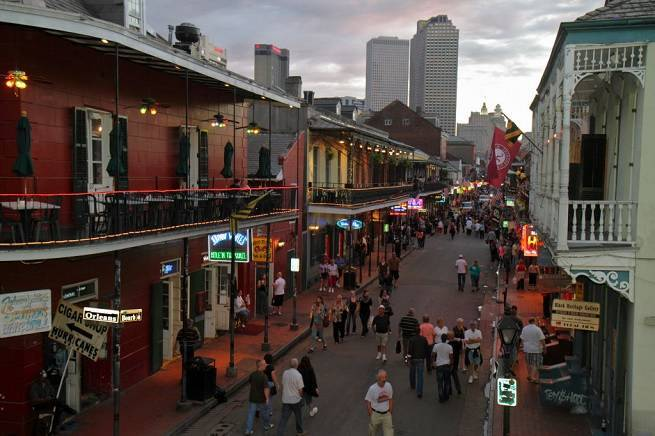 new orleans getty images