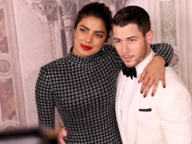 Nick Jonas and Priyanka Chopra Hold Yet Another Wedding Celebration