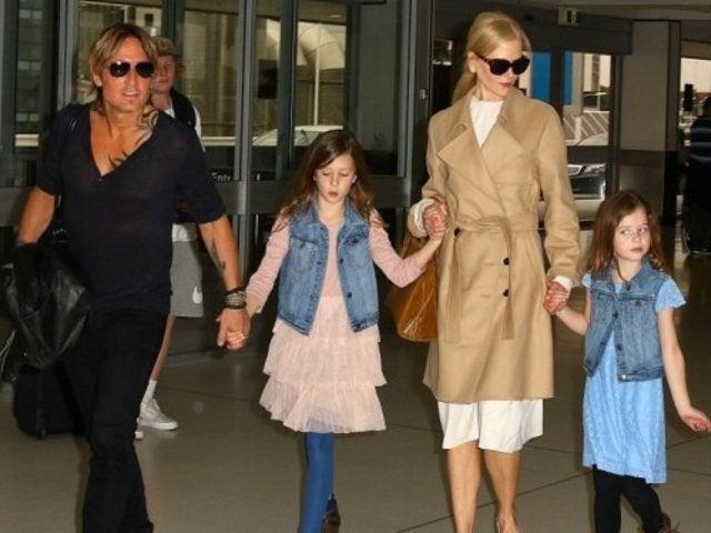 Keith Urban Calls Nicole Kidman an 'Extraordinary Mum'